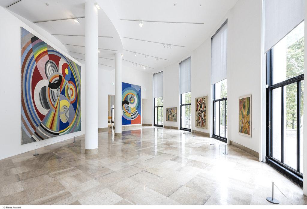 Musee De Modern Art Paris