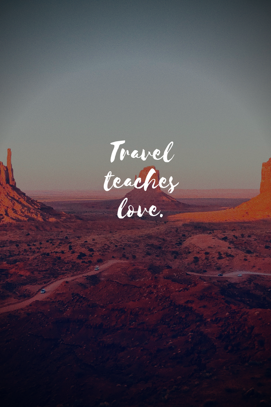 Back To Top 10 Travel Quotes For Your Next Trip