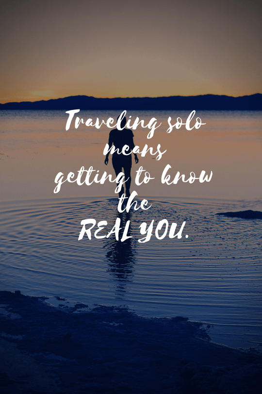 Top 10 Amazing Solo Travel Quotes Museuly