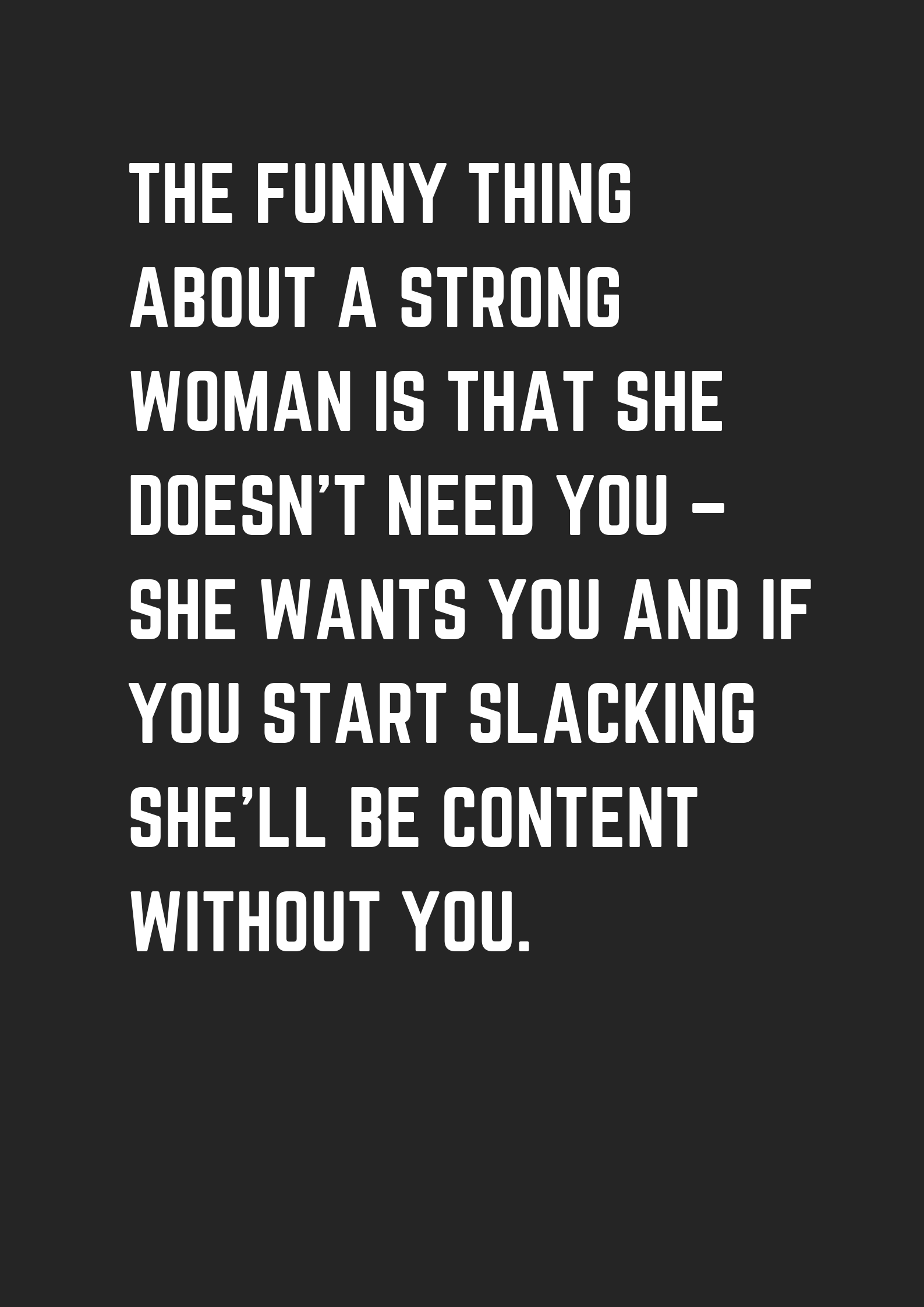 strong woman quotes (10) - museuly